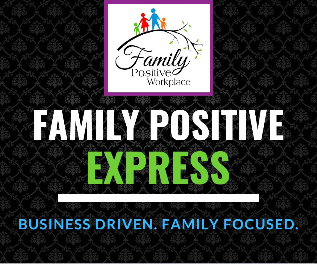 Family Positive Express Cover